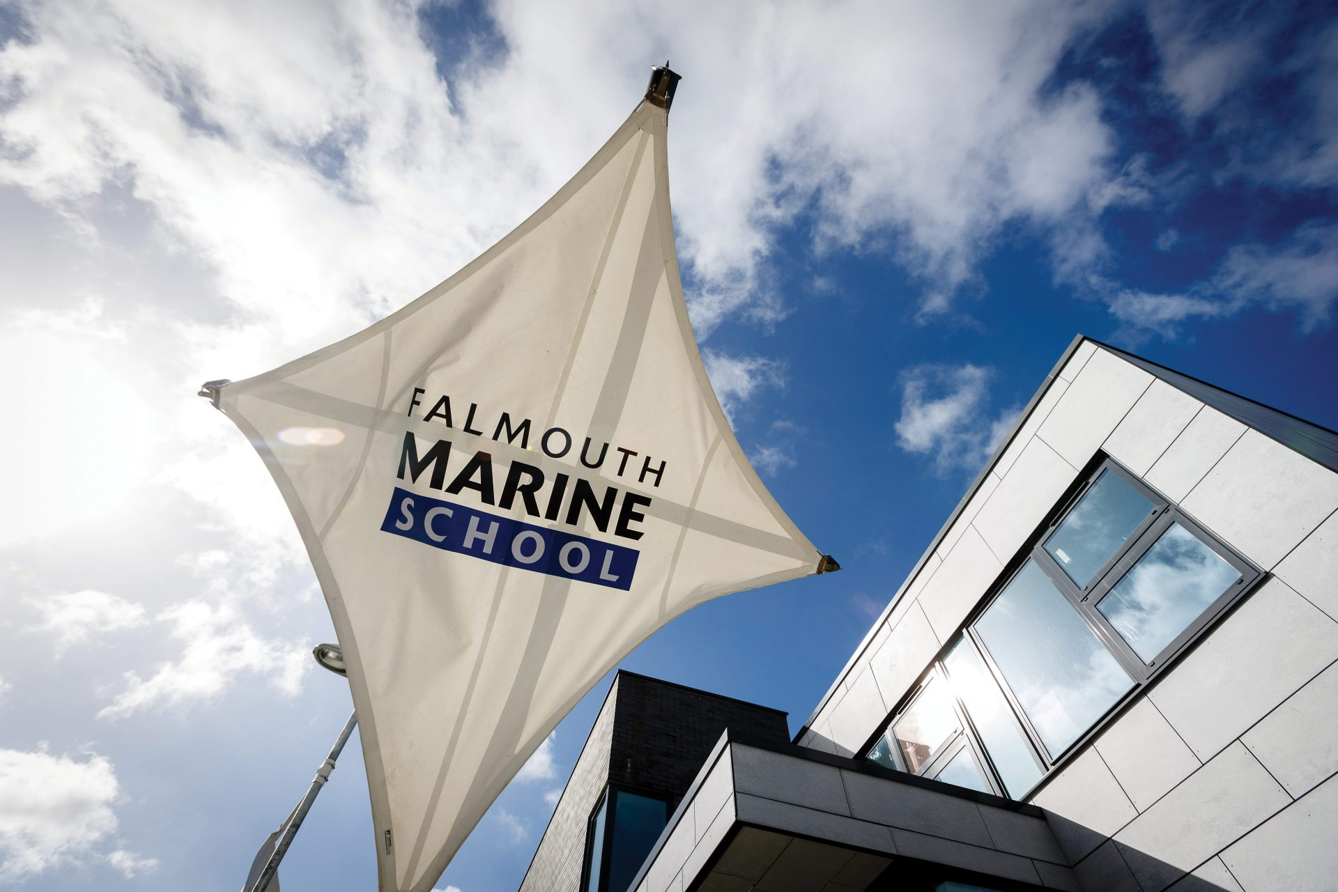 Courses and Careers Advice Event at Falmouth Marine School – February 2021